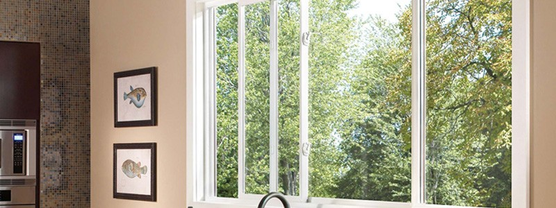 Singe Hung and Double Hung Vinyl Windows by Mezzo