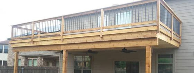 Decks, Patio Covers & Pergolas