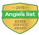 2015 angies list award