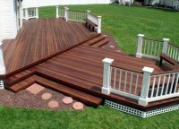 Decking austin deck builder contractor capital build for Things to consider when building a deck