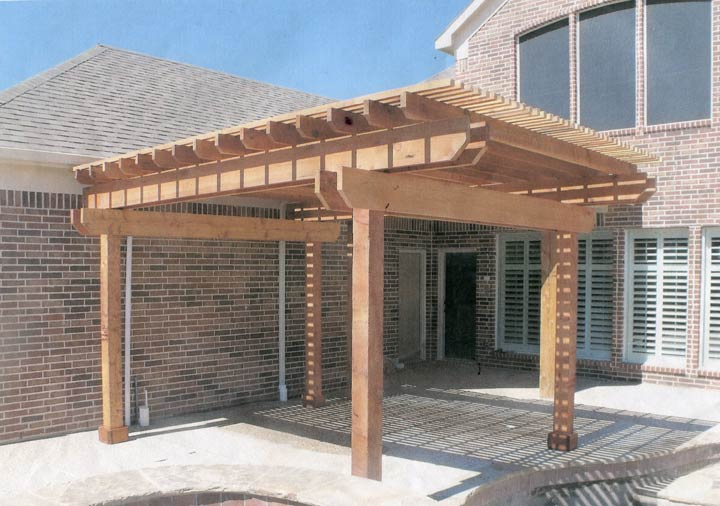 View Patio Covers Jobs Completed By Us In The Photo Gallery Below: